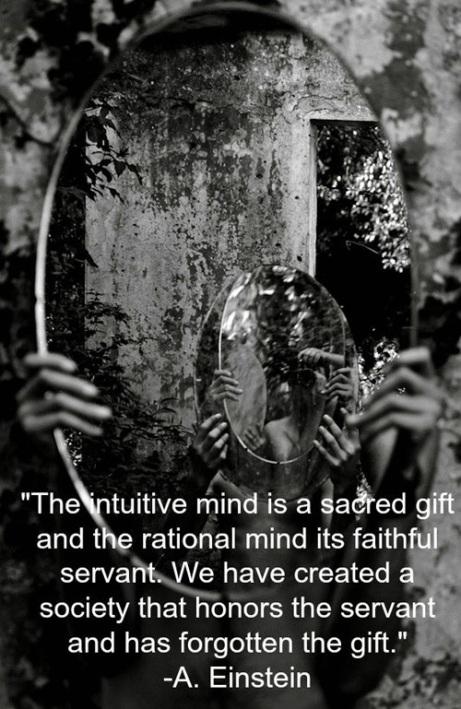 A. Einstein on Intuion
